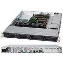 Supermicro CSE-815TQ-600WB Корпус серверный 1U