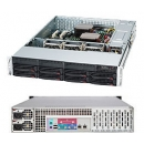 Supermicro CSE-825TQ-R740LPB Корпус серверный 2U