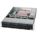 Supermicro CSE-825TQC-R740LPB Корпус серверный 2U