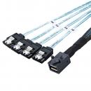 Internal PCIe SAS card cable kit for SAS internal card (8i) on Riser 3 1HYQZZZ002U набор кабелей