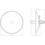 RF elements UltraDish TP 520