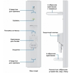 Ubiquiti airMax AC Sector Antenna 5M-21-60-AC