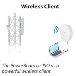 Ubiquiti PowerBeam 5AC-400 ISO