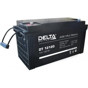Delta DT 12120 Аккумулятор
