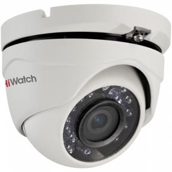 HiWatch DS-T103 (3.6) Купольная HD-TVI видеокамера
