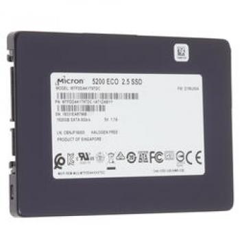Crucial Micron 5200 ECO [MTFDDAK1T9TDC-1AT1ZABYY] 1920 ГБ SSD-накопитель