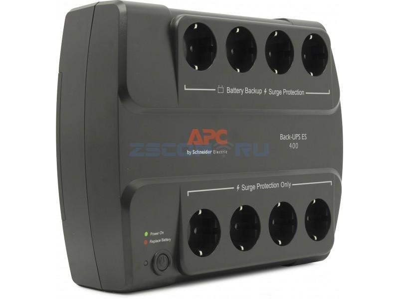 APC  Back-UPS BE400-RS