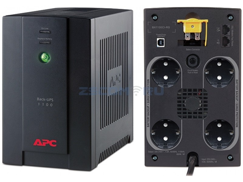 APC Back-UPS BX1100CI-RS