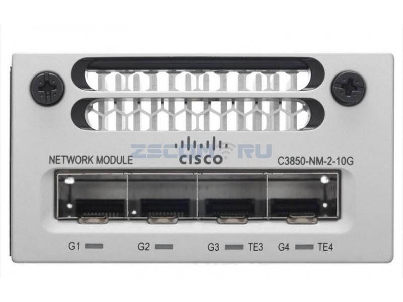 Cisco C3850-NM-2-10G=