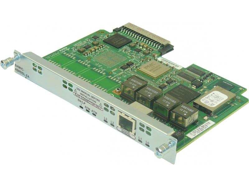 Cisco EHWIC-4SHDSL-EA=