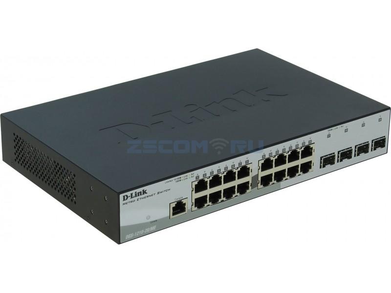 D-Link DGS-1210-20/ME