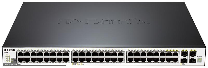D-Link DGS-3120-48PC/*RI
