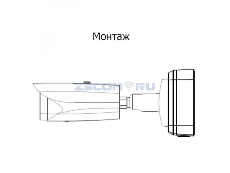 Dahua DH-PFA121 Коробка монтажная