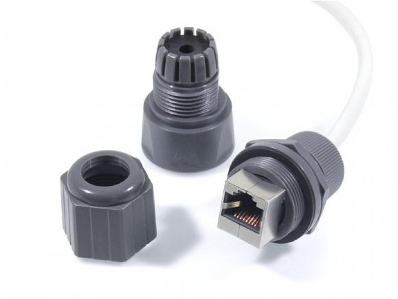 ITelite RJ45 Waterproof Ethernet Connector