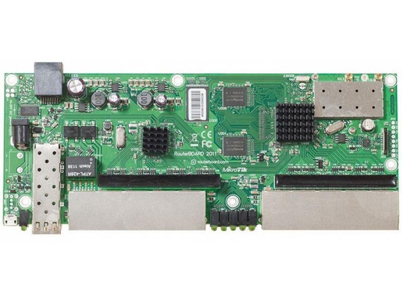 Mikrotik RB2011UAS-2HnD