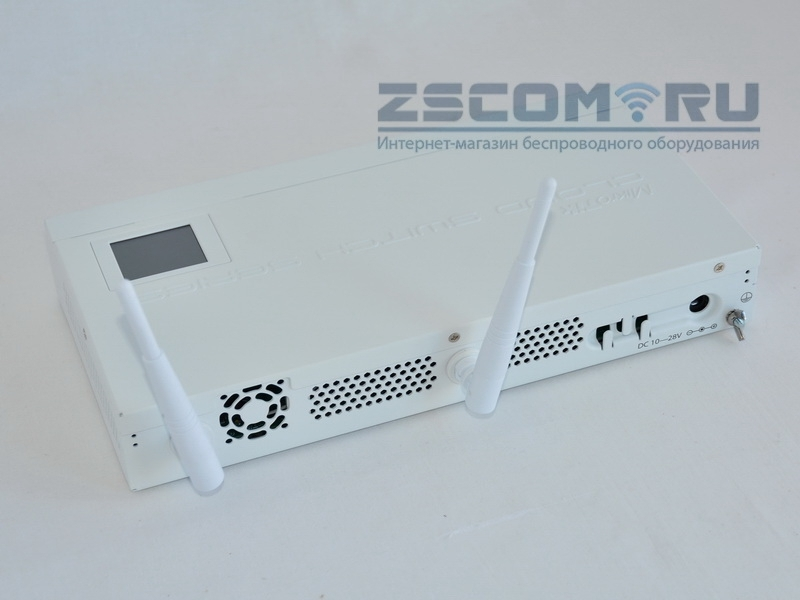 Mikrotik CRS125-24G-1S-2HnD-IN