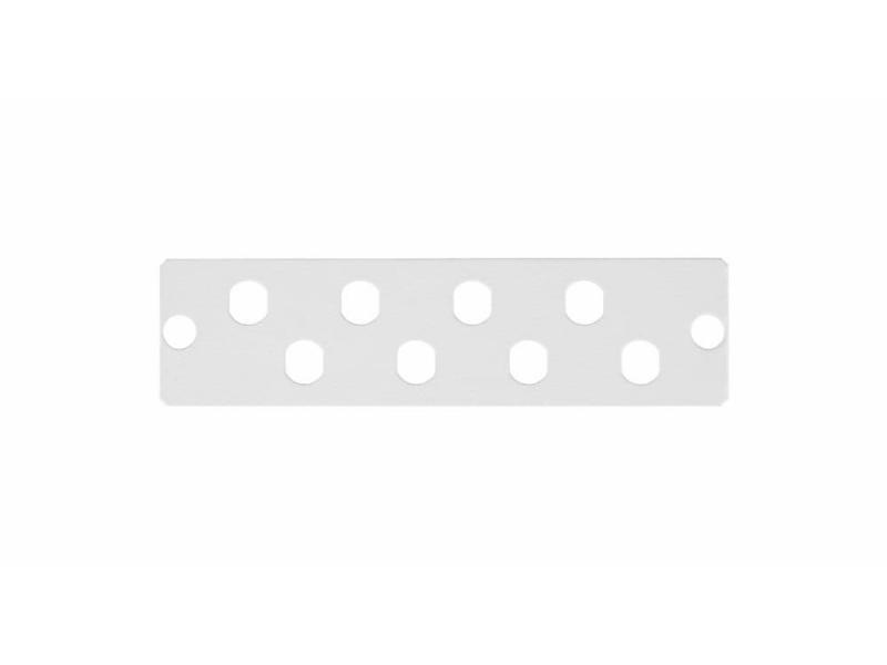 NIKOMAX NMF-AP08FCS-GY Адаптерная панель