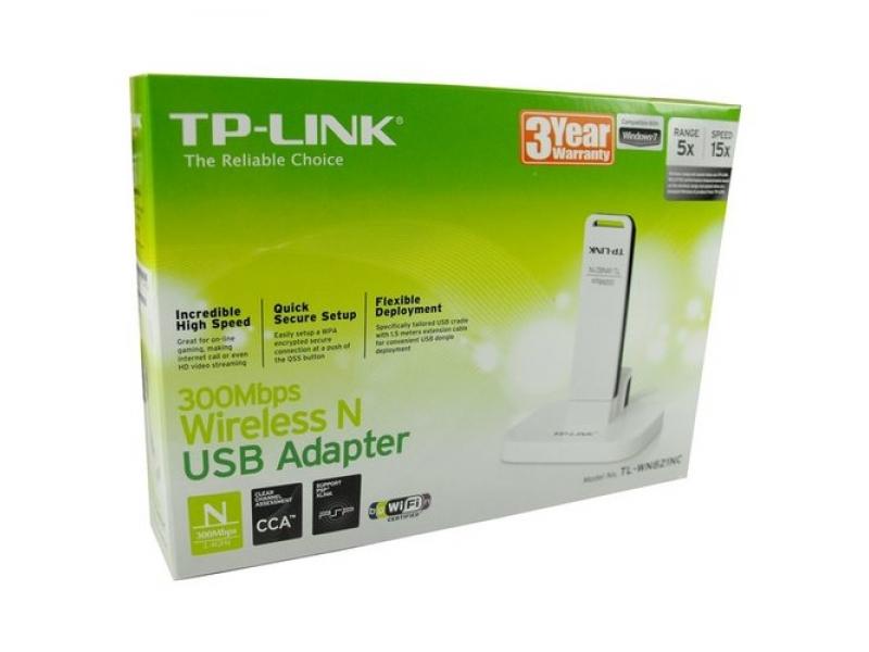 TP-LINK TL-WN821NC