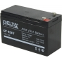 Delta DT 1207 Аккумулятор
