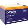 Delta HRL 12-12 Х Аккумулятор