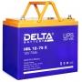 Delta HRL 12-75 Х Аккумулятор