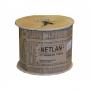 NETLAN  FTP-5Ecat.4pair 24 AWG - Кабель для внешней прокладки с тросом (305 м)